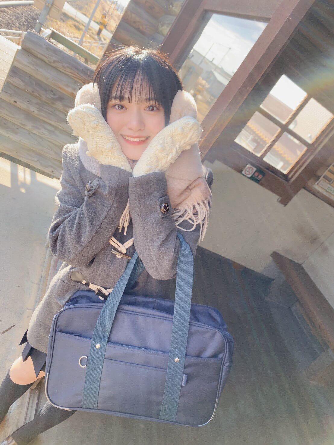 twitter 岡田彩夢1